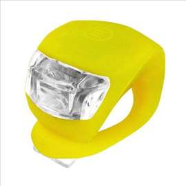 Zadnja 2 LED bljeskalica, Xplorer, žuta