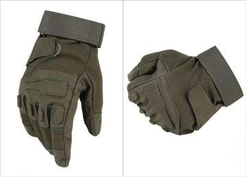 Zelene 2XL rukavice BlackHawk