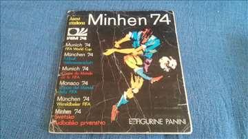 Minhen 74 original Panini 2 komada