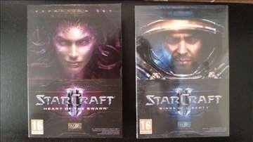 StarCraft 2 WoL + HoTS EU