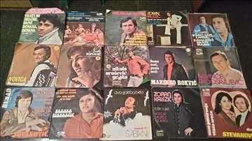 Gramofonske ploče narodne muzike prodajem izuzetne