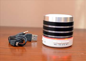 Bluetooth mp3 zvučnik & FM radio
