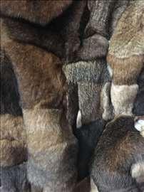 Kožna jakna od činčile
