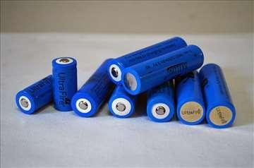 Punjive Li ion baterije 3,7V