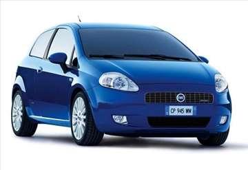 Rent A Car - Martello Plus - FIAT Punto