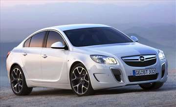 Rent A Car - Martello Plus - Opel Insignia