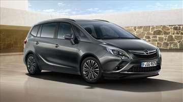 Rent A Car - Martello Plus - Opel Zafira