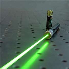 Zeleni laser pointer