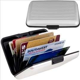 Aluminijumski novčanici za dokumenta