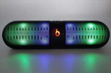 LED Bluetooth zvučnik Dr Dre PILL