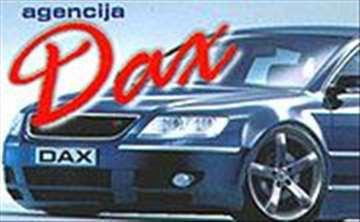 Agencija DAX Registracija