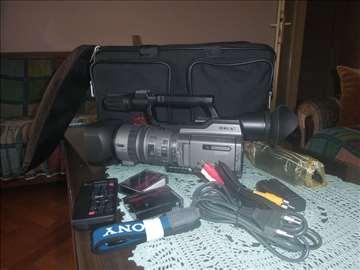 Sony Handycam DCR-VX2100E Pal