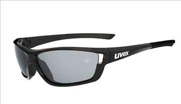 Uvex Sportstyle 611 VL Brille black mat/smoke