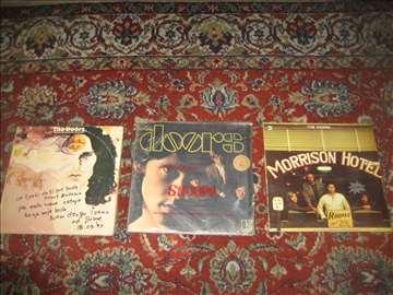 3 LP ploče Doors