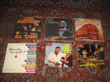 8 jazz LP ploča