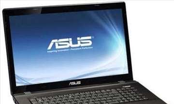 """Asus A73TA TY048 Laptop 17.3"""", 500GB, 4Gb, Win10"""