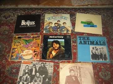LP ploče Beatles i Animals 2999d za sve