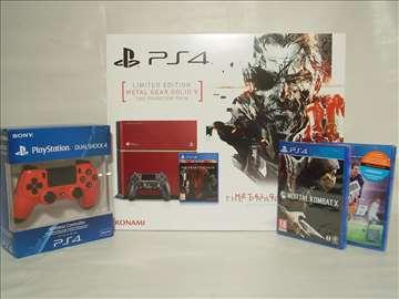 PlayStation 4 500GB i 1TB, novo, garancija
