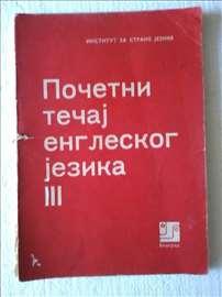 Početni tečaj engleskog jezika III