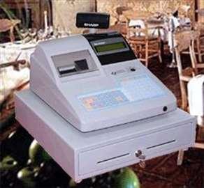 Prodajemo fiskalnu kasu Sharp ERV -A457PF