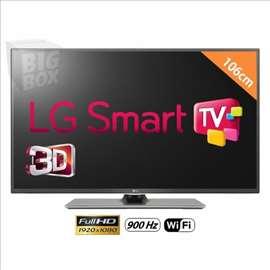 LG LED 42lf652v 106cm 3D smart 900hz