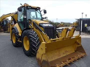 CAT 4x3x4F bager