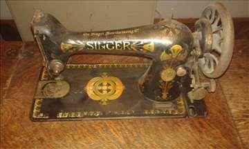Stara šivaća mašina Singer original