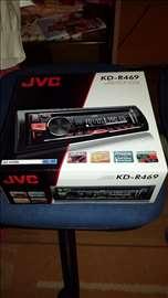 JVC cd kd-r469 novo sa usb/om