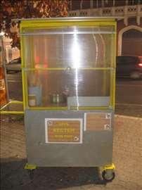 Kiosk za pečenje kestena