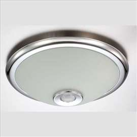 Plafonjera sa senzorom pokreta srebrna