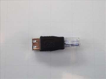 Mrežna kartica na USB konektor adapter