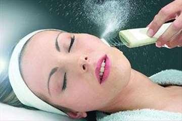 Tretman lica ultrazvučnom špatulom