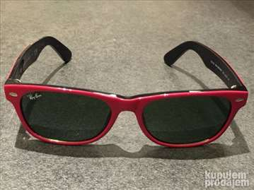 Naočare Ray Ban Wayfarer Red/Black
