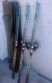 Štapovi za pecanje Steel Power Dam