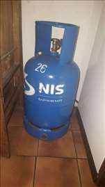 Prodaje se važeća plinska boca povoljno selidbe