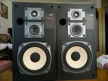 JVC zvučnici kao novi