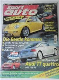 Casopis Sport Journal,1996.god. A4 format, 84 str.