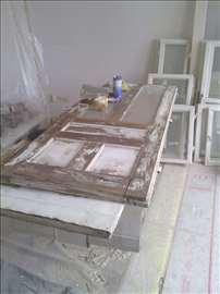 Reparacija, farbanje stolarije