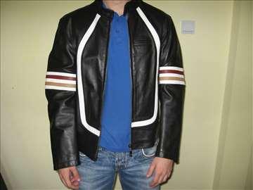 Kožna jakna - motorka Milestone Motorbike Jacket