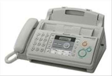 Telefaks Panasonic KX-FP373 FXW A4 papir