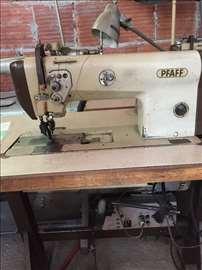 Šivaća ravna mašina Pffaf, obućarska mašina