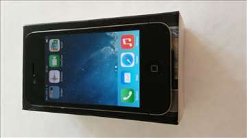 Iphone 4 16GB SIM free full pack perfektan