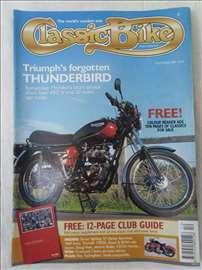 Časopis Classic Bike 12/2001.