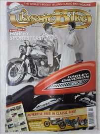 Časopis Classic Bike 2/2003,malo oštećena p.strana