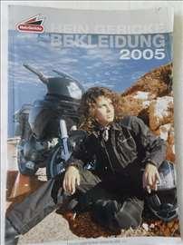 Hein Gericke katalog 2005 opreme za motoriste