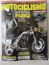 Časopis Motrociklisimo 11/2001