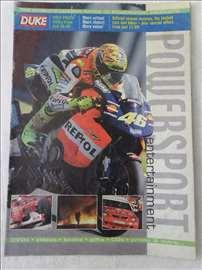 Časopis Powersport 2002