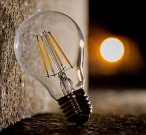 LED sijalice Toplo bele 2700K E27 12W