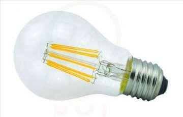 LED sijalice Toplo bele 2700K E27 4W
