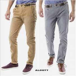Alcott sive pantalone